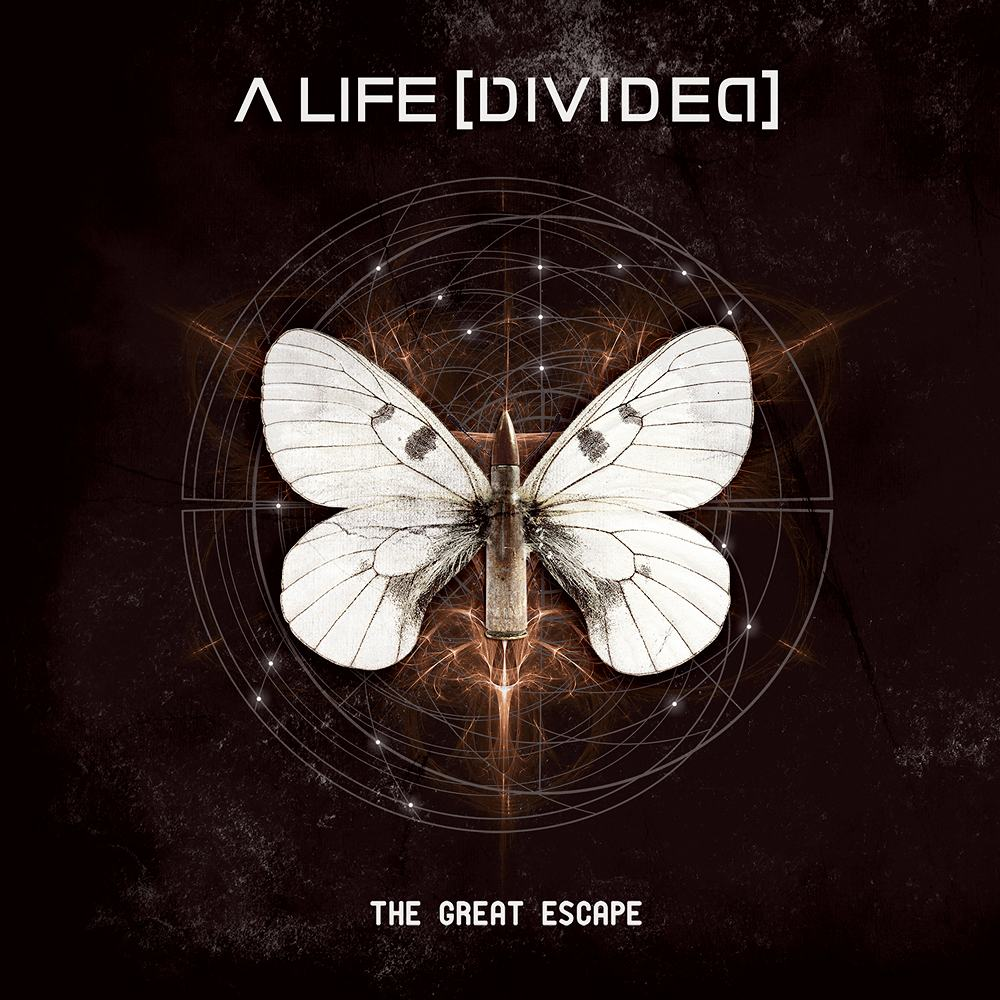 A Life Divided: The Great Escape (2013) Book Cover