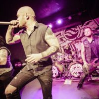 Sonic Syndicate live im Lux 10.05.2015