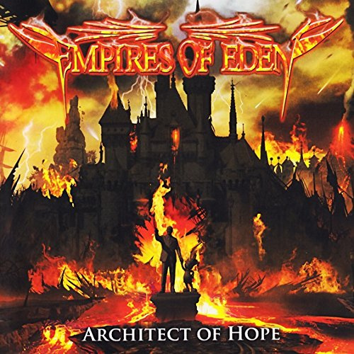 Empires of Eden: Architect of Hope (2015) Book Cover