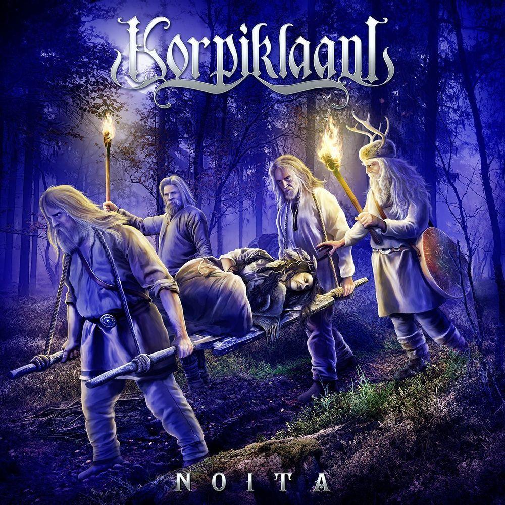 Korpiklaani: Noita (2015) Book Cover