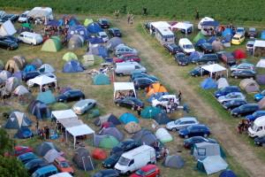 Campground Luftbild