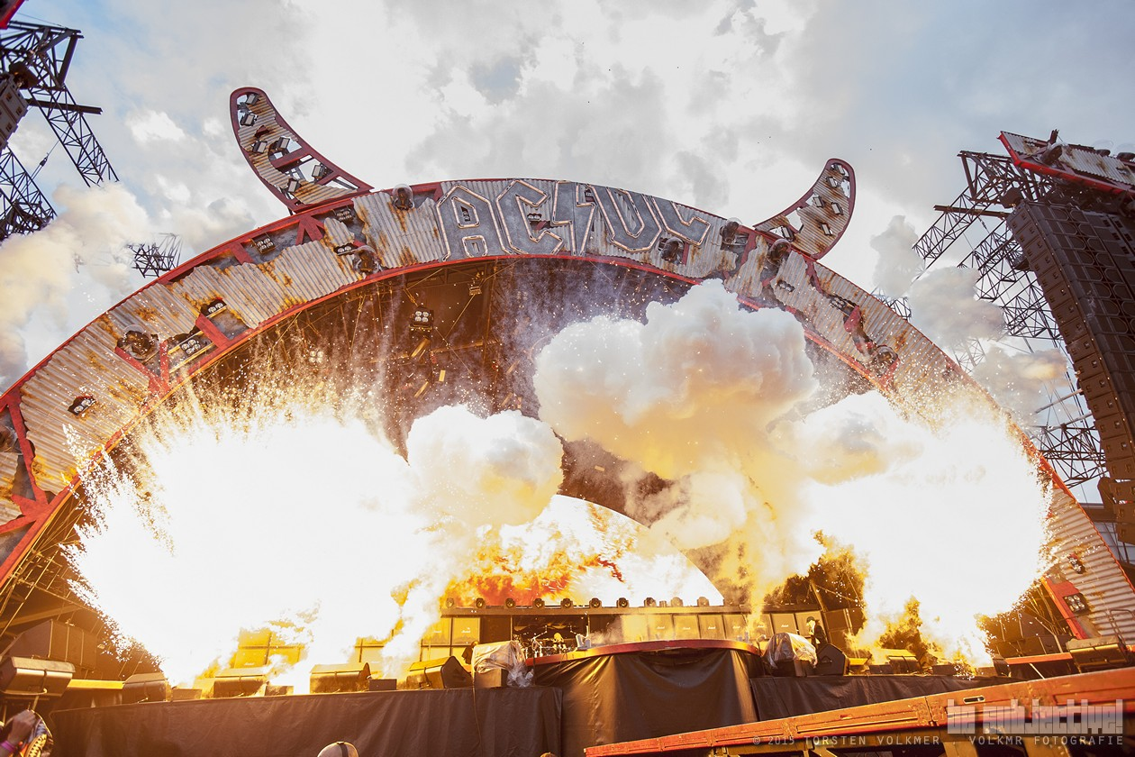 Review Acdc Auf Rock Or Bust World Tour 10052015 Dresden
