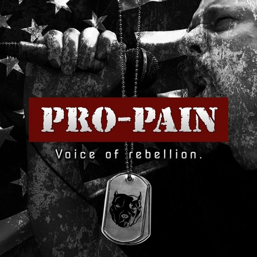 Pro Pain: Voice of Rebellion (2015) Book Cover