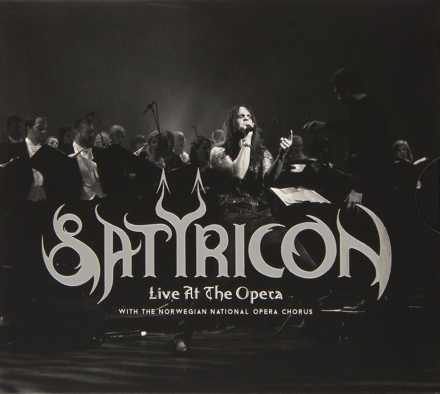 Satyricon: Live At The Opera (2015) Book Cover