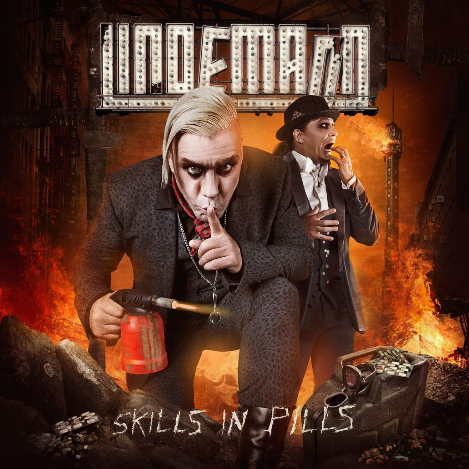 Lindemann: Skills in Pills (2015) Book Cover