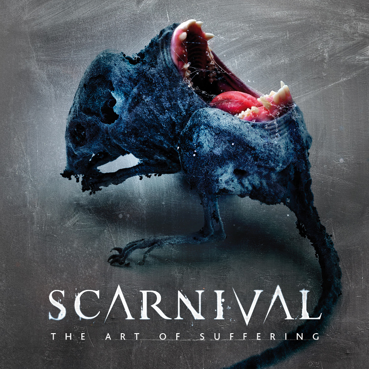 Scarnival: The Art of Suffering (2015) Book Cover