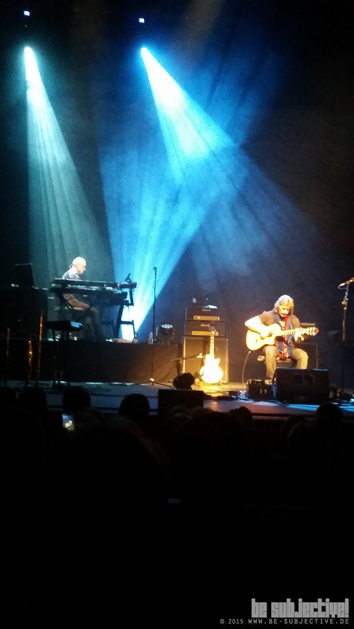 review steve hackett in hannover spaziergang durch die. Black Bedroom Furniture Sets. Home Design Ideas