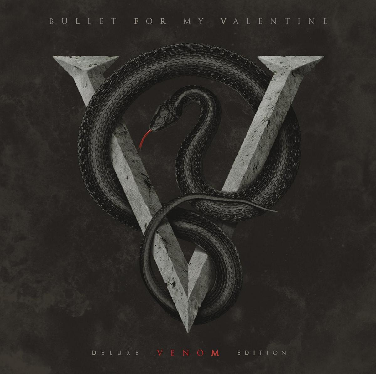 Bullet For My Valentine: Venom (2015) Book Cover