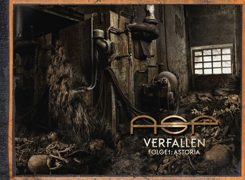 ASP: Verfallen - Folge 1: Astoria (2015) Book Cover