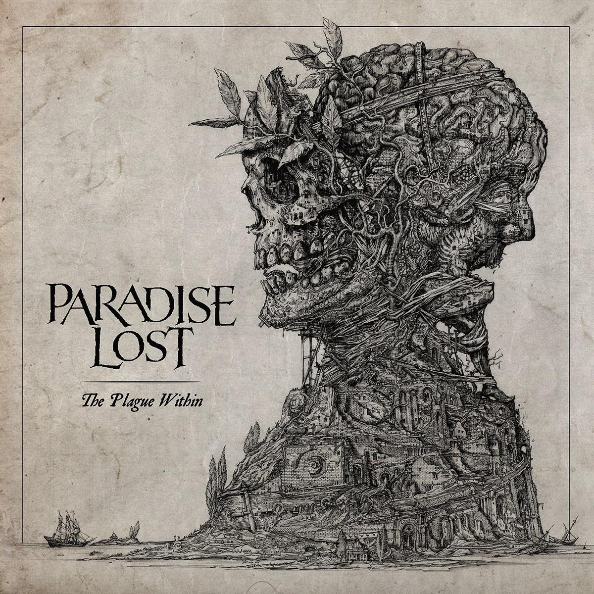 Paradise Lost: The Plague Within (2015) Book Cover