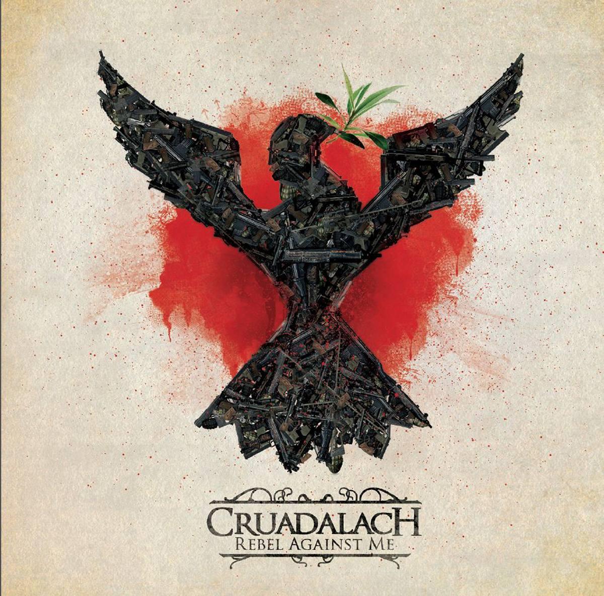 Cruadalach: Rebel Against Me (2015) Book Cover