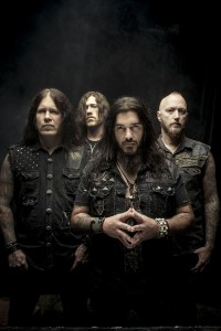 Machine Head 2014 (Foto: Travis Shinn)