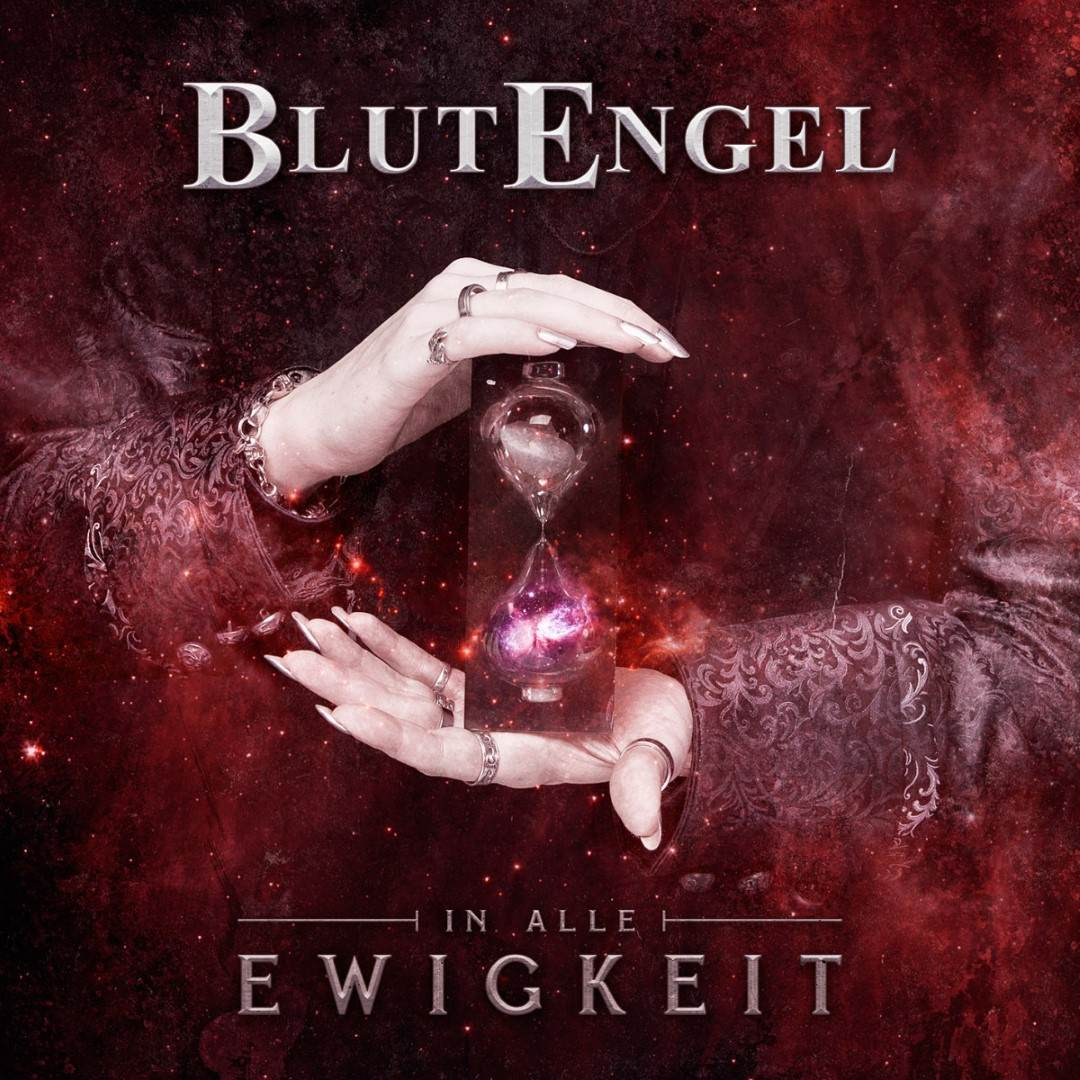 Blutengel: Bis in alle Ewigkeit (2015) Book Cover