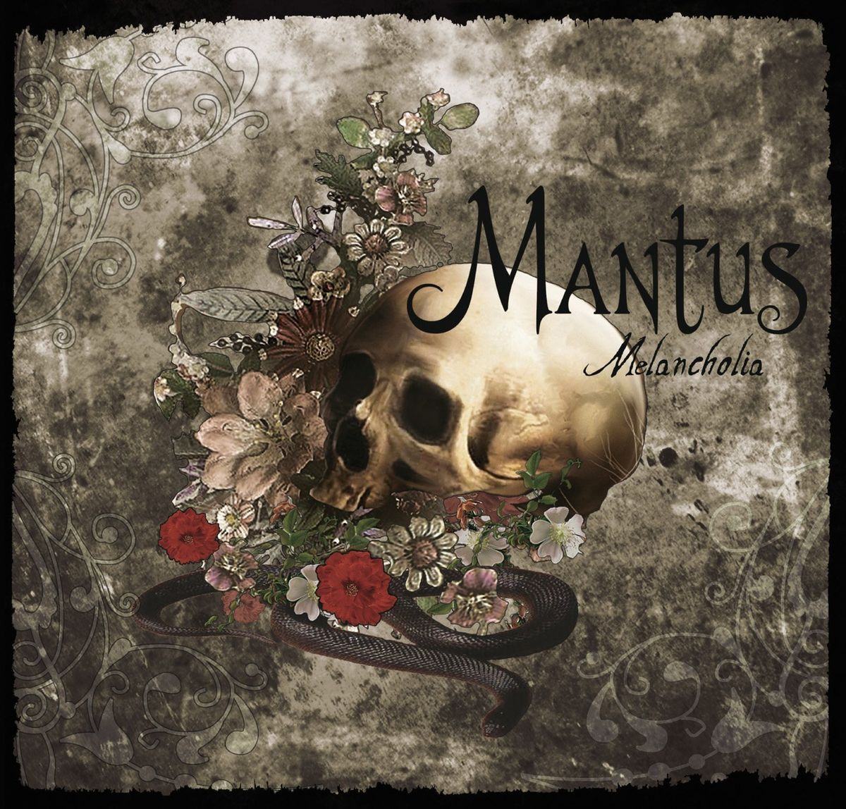 Mantus: Melancholia (2015) Book Cover