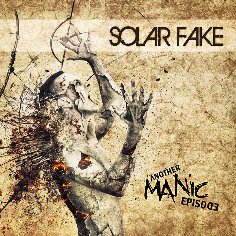 Solar Fake: Another Manic Episode (2016) Book Cover