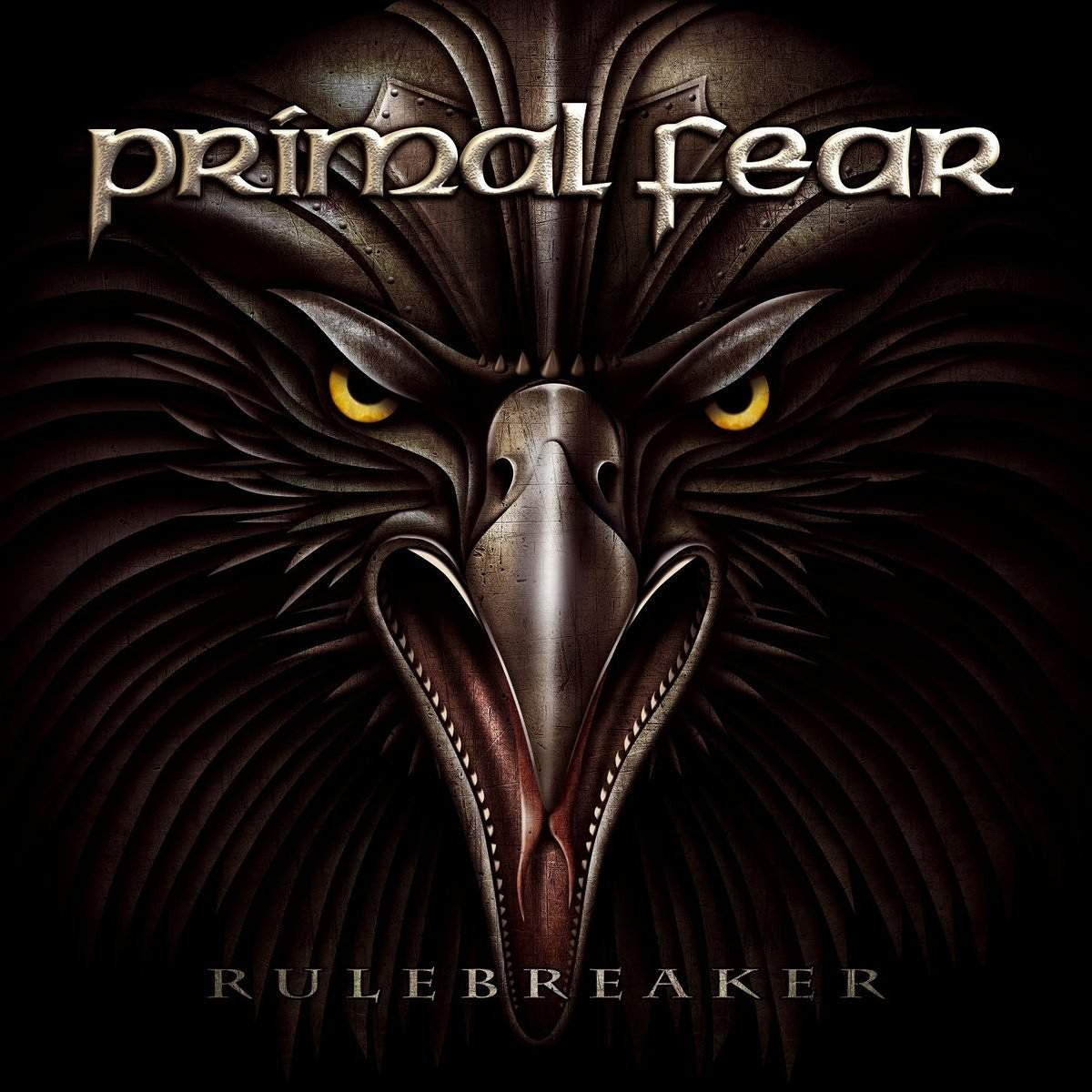 Primal Fear: Rulebreaker (2016) Book Cover