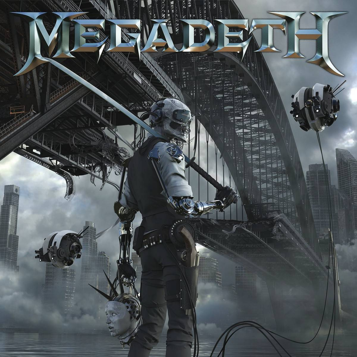 Megadeth: Dystopia EP (2016) Book Cover