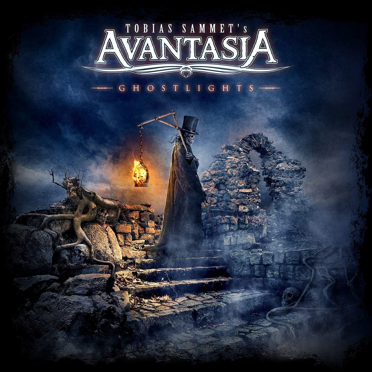 Avantasia: Ghostlights (2016) Book Cover
