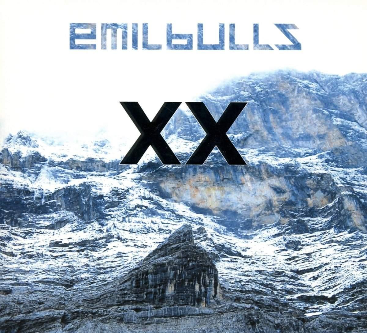 "Emil Bulls: ""XX"" (2016) Book Cover"