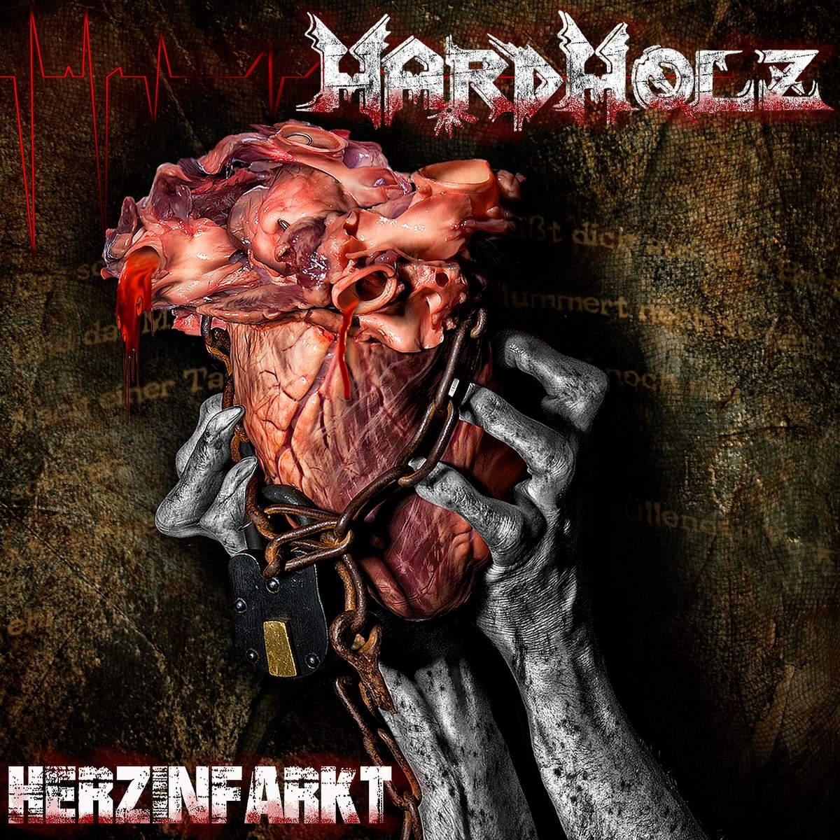 Hardholz: Herzinfarkt (2016) Book Cover