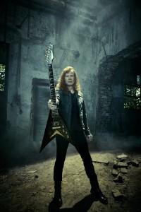Megadeth (Foto: Pressefreigabe, hfr.)
