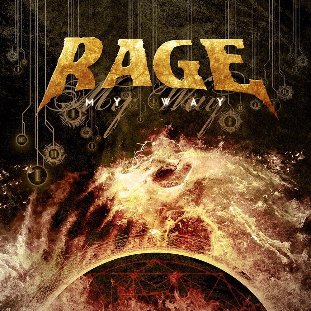 """Rage: """"My Way"""" (2016) Book Cover"""