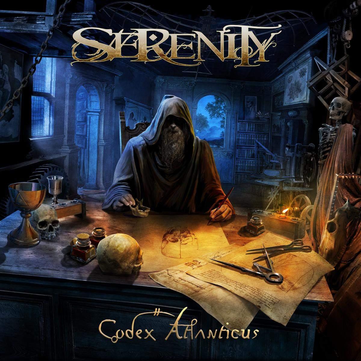 Serenity: Codex Atlanticus (2016) Book Cover