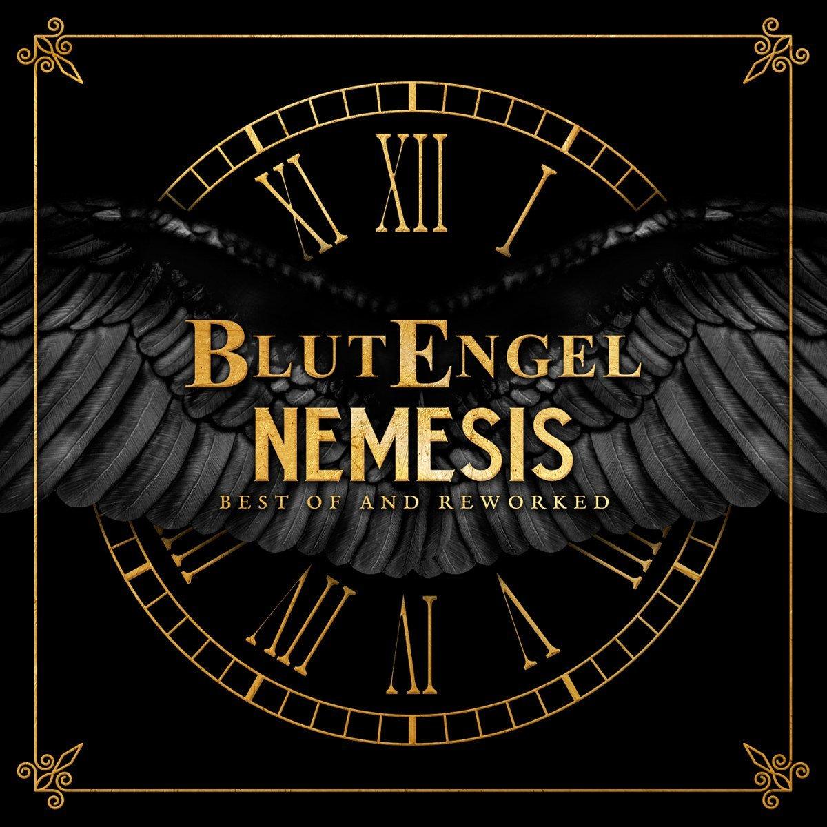 Blutengel: Nemesis (2016) Book Cover