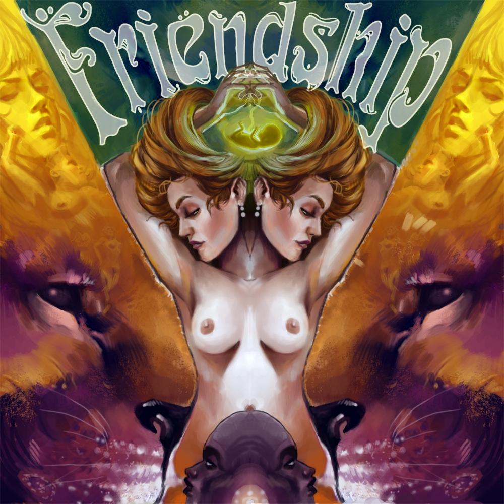 Friendship: Friendship (2016) Book Cover