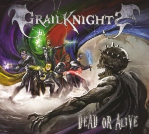 "Grailknights Cover ""Dead or Alive"""