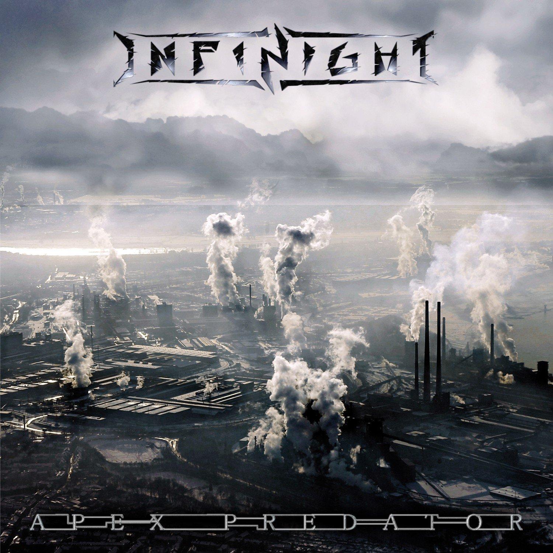 InfiNight: Apex Predator (2016) Book Cover