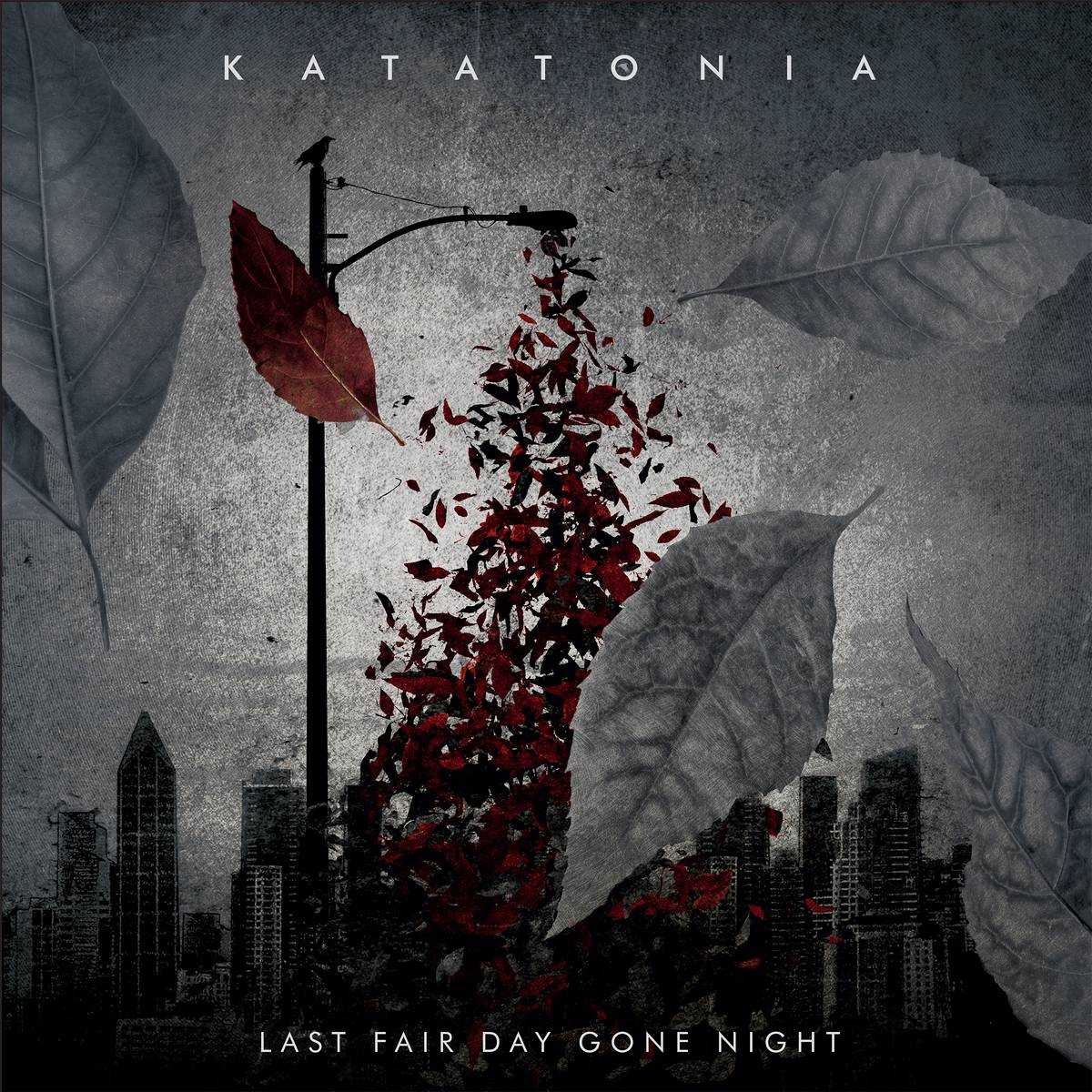 Katatonia: Last Fair Day Gone Night (2014) Book Cover