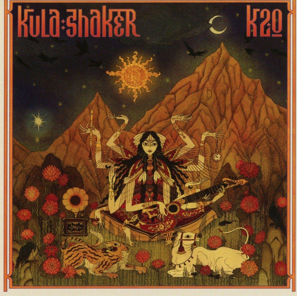 Kula Shaker: k2.0 (2016) Book Cover