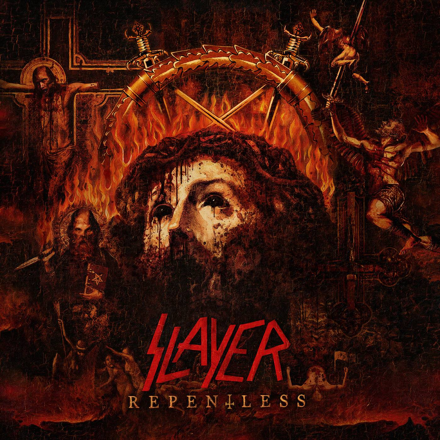 Slayer: Repentless (2015) Book Cover