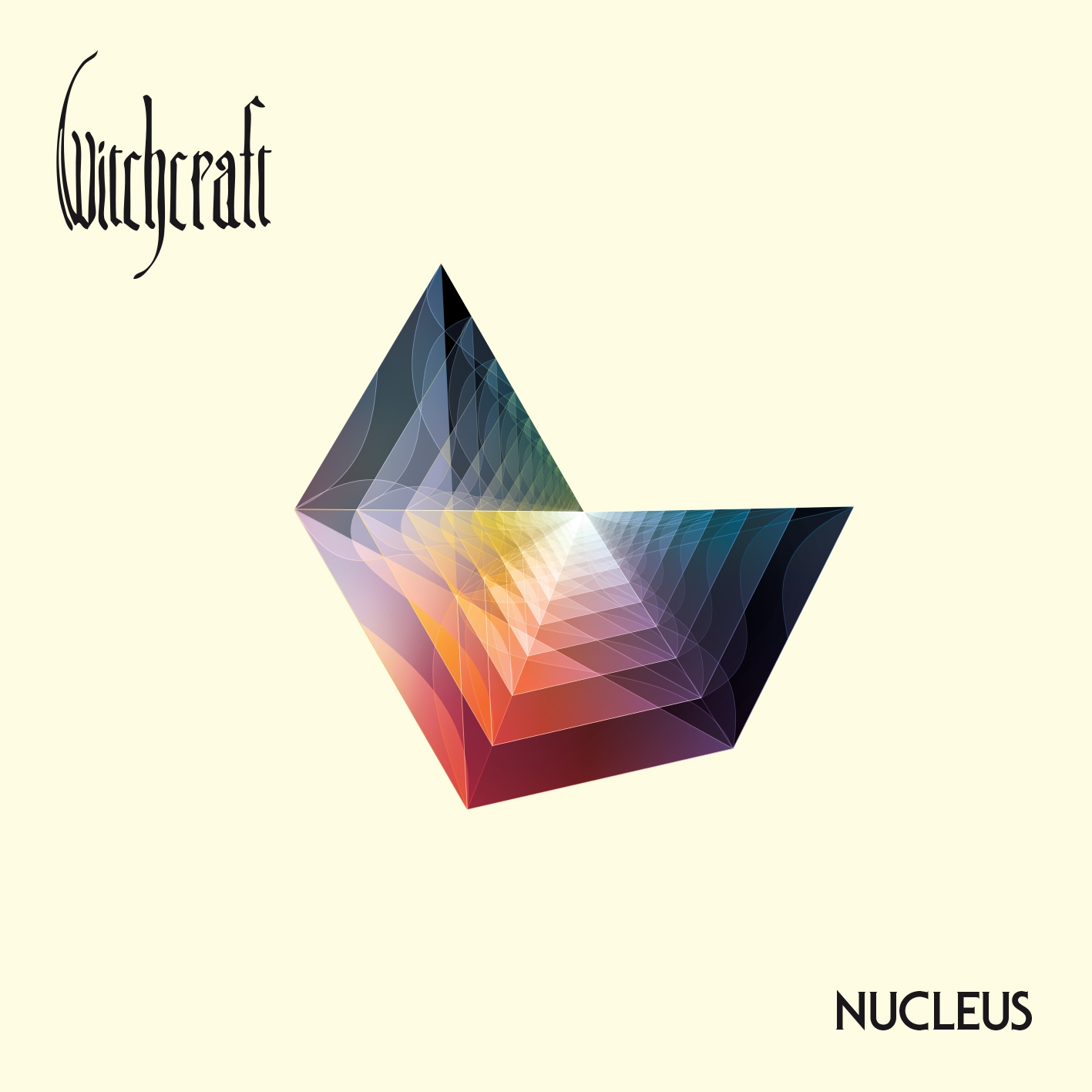 Witchcraft: Nucleus Book Cover