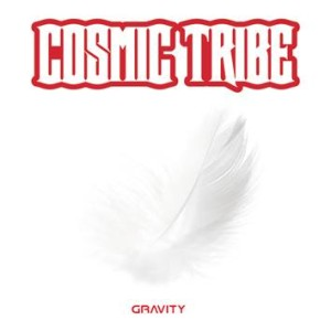 Cosmic Tribe: Gravity Album Cover