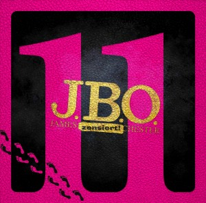 J.B.O. Cover (Foto: Pressefreigabe, hfr.)