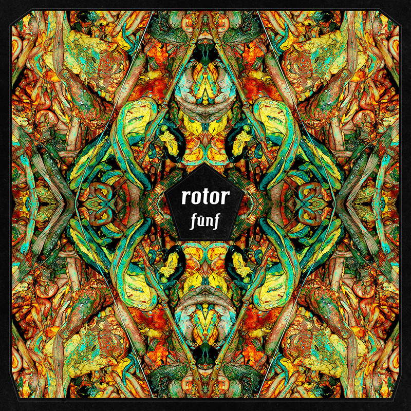 Rotor: Fünf (2015) Book Cover