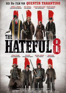 The Hateful Eight (Filmposter)