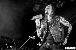 Amorphis (Foto: Carsten Brand)