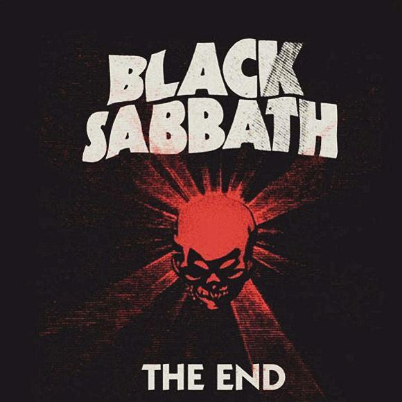 Black Sabbath: The End (2016) Book Cover