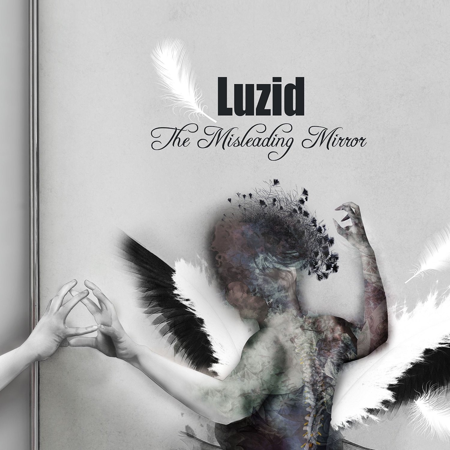 Luzid: The Misleading Mirror (2016) Book Cover