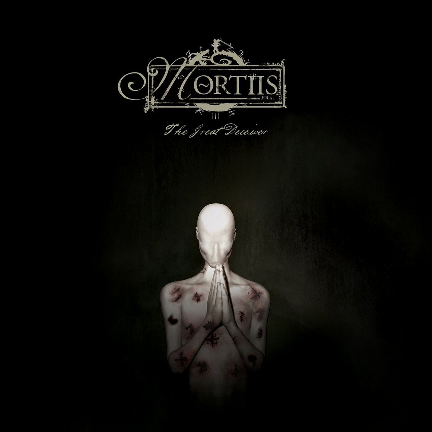 Mortiis: The Great Deceiver (2016) Book Cover