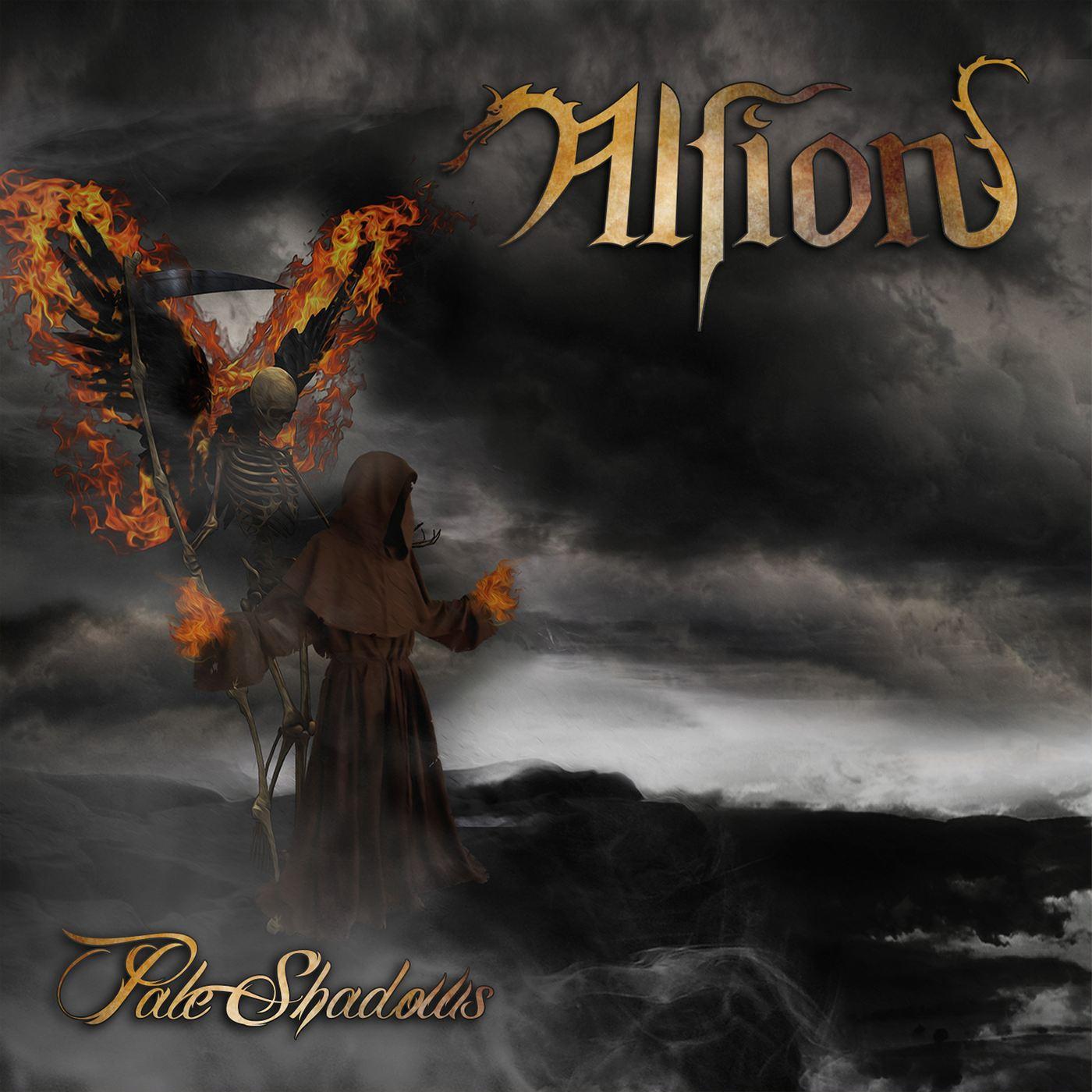 Alsion: Pale Shadows (2016) Book Cover