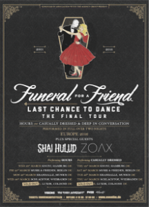 Funeral for a Friend Tour