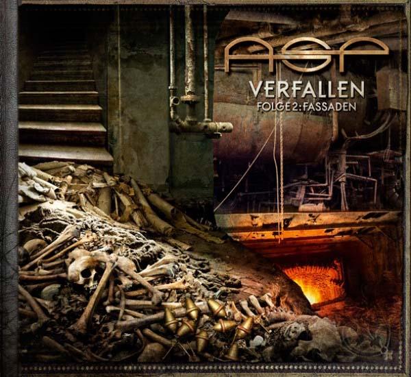 ASP: Verfallen II: Fassaden (2016) Book Cover