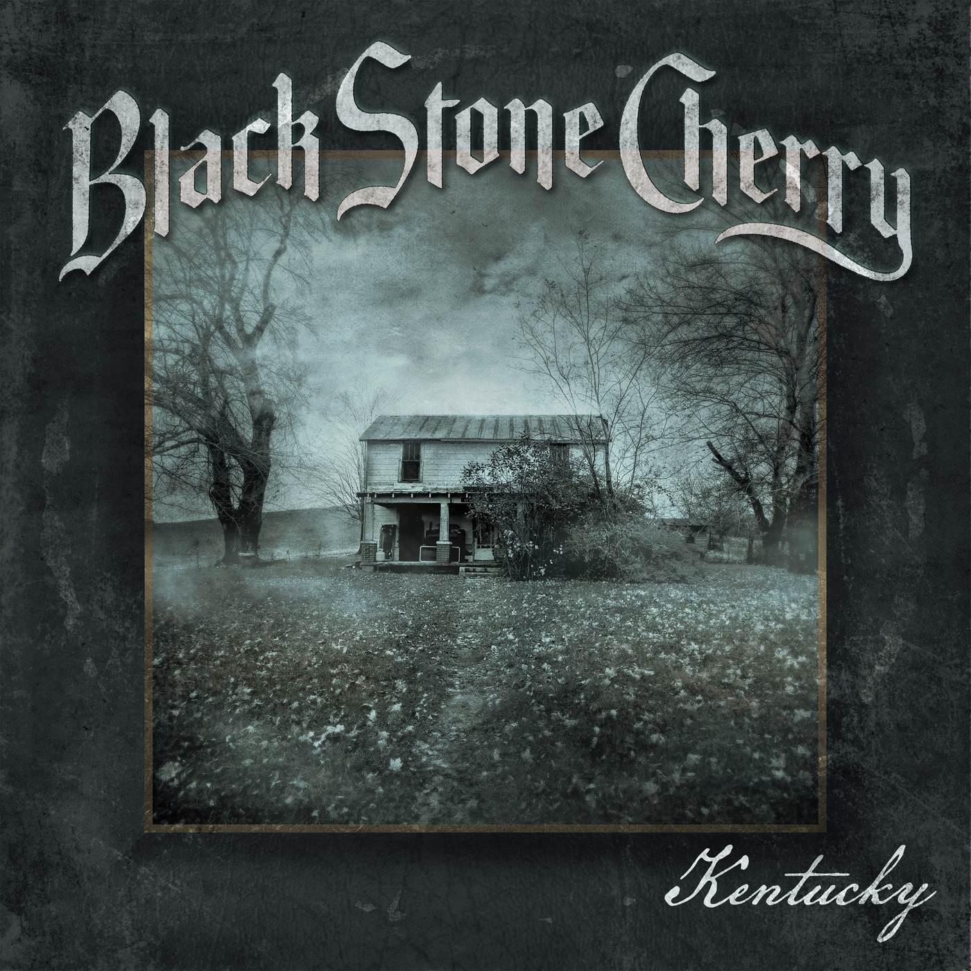Black Stone Cherry: Kentucky (2016) Book Cover
