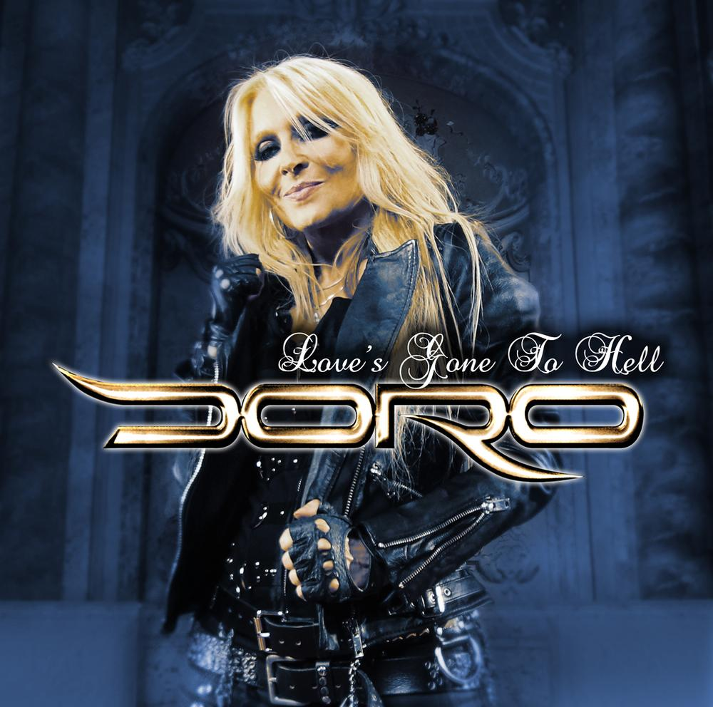 Doro: Love's Gone To Hell (2016) Book Cover