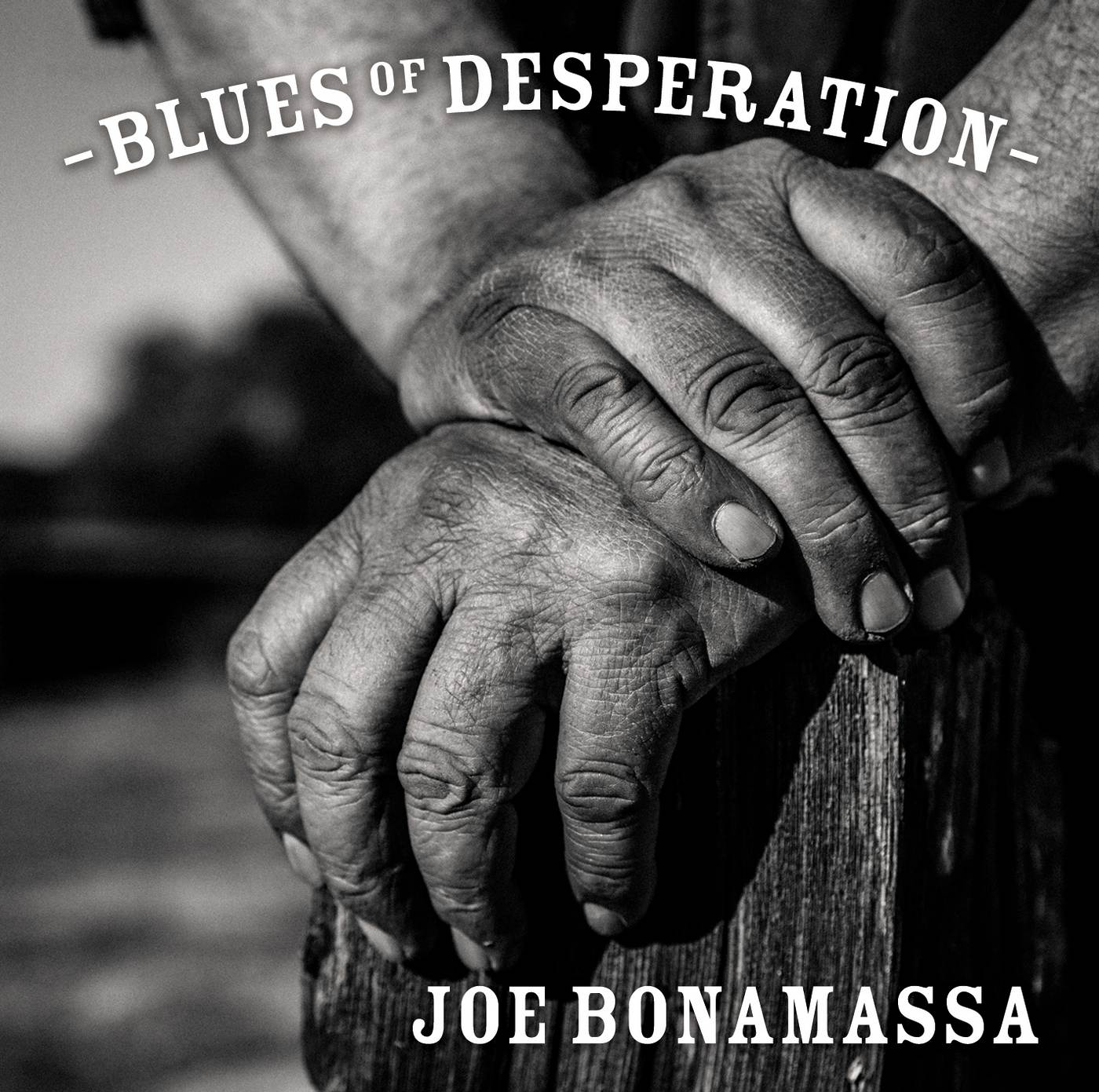 Joe Bonamassa: Blues Of Desperation (2016) Book Cover