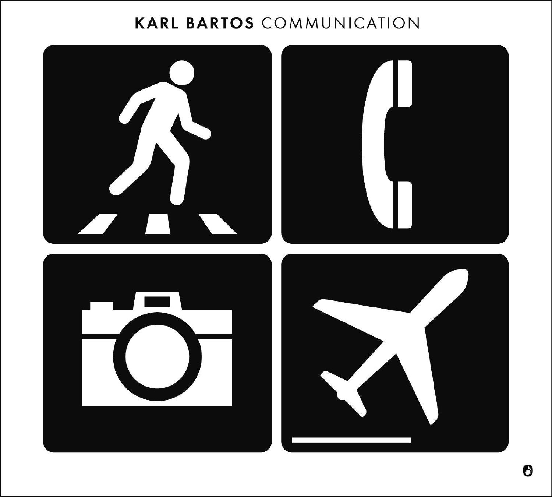 Karl Bartos: Communication (2016) Book Cover
